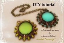 pendants and necklaces beaded lessons & tutorials
