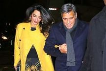 Clooney & Amal / by irit fried