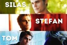 Silas/Stefan/Tom