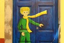 Двери, окна, проходные дворы / ... а также проёмы, провалы, проходы