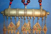 Necklaces / Afghan tribal Kuchi necklaces.