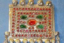 Pendants / Afghan tribal Kuchi pendants