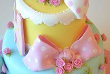 Pasta & cake
