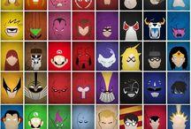Geek/Comics