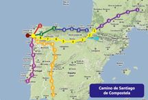 Maps of The Camino