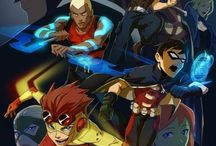 Young Justice ❤️❤️❤️ officially still may fav anime