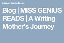 Miss Genius Reads: A Writing Mother's Journey / Picture Books and Parenting