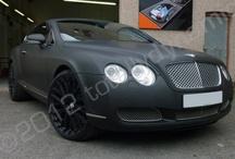 Bentley / Bentley car wraps