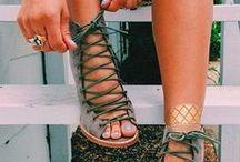SHOES & PURSES / Life is short. Heels shouldn't be.