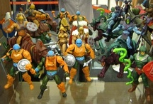My Masters Of The Universe / My personal collection for Masters Of The Universe stuff  :)