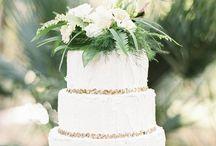. wedding cakes .