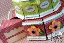 Paper Treats & Gift Ideas