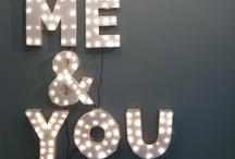 . you & me .