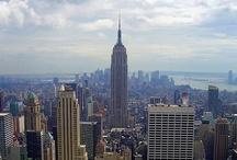 New York City / by Mariah Sharp