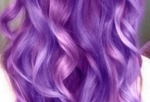 Hair / Styles and colours for long hair
