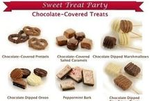 Chocolate Lovers Chocolate! / Chocolate Lovers Chocolate is a shared Board so feel free to pin/re-pin the chocolate you love! You can also post this Board on to your own Pinterest page. Share the love of chocolate! Brought to you by http://SweetTreatParty.com