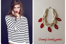 STREET STYLE & Jenny's lovely jewels / Street style & my jewels