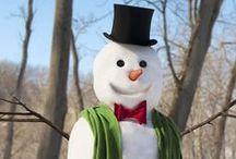 Snowmen I've Known / Never met a snowman I didn't like.