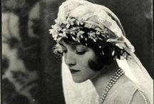 . a vintage wedding .