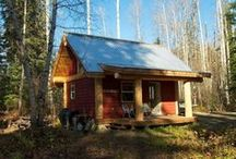 Tiny Houses and Small Cottages / by Bonnie Brent-Fernandez