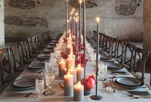 . wedding tablescapes .