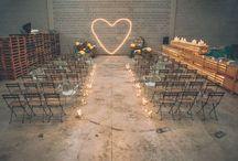 . altar + aisle .