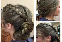 Our Special Occasion Hair and Updos for Prom, Brides, Weddings, & other special events / Bride Hair, Bridesmaid Hair, Wedding Party Hair, Prom Hair, Special Occasion Hair, Updos