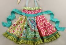 Sew Cute / All the things I'd love to sew for the grandkids and me.