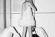 HIGH FASHION / The joy of dressing is an art. ~John Galliano