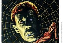 B Movie Posters / This is a collection of our wholesale B Movie Posters and Other Gift Products