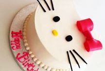 Animal Themed Cakes / If you need a cake for an animal lover in your life, Palermo's bakery can create a custom cake for you featuring the animal of your choice. Use this board to look at animal cakes we have made, or to gain ideas for your cake with animals