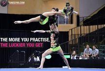 Acro / Acrobatic gymnastics ♥ (my life)