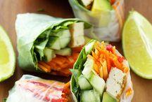 Food. / Recepies and food-inspiration.