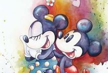 Disney/Cartoon_Drawings / All Animated Art Work
