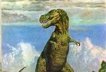 Prehistoric Animals / ROOOOOAAAARRR!!!