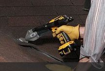 Roofing Tools / Tools for roofing projects.