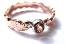 Rose Gold / All of those beautiful rosey gold pieces which are so on trend at the moment. Mainly jewellery.
