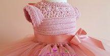 tutu dresses / Handmade tutu dresses for little girls.