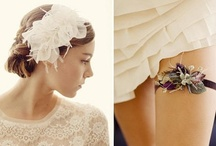 Bride and Bridesmaids Wedding Hairstyle Ideas