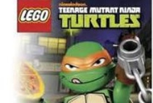 LEGO Teenage Mutant Ninja Turtles / by Smyths Toys Superstores
