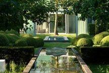 Interior courtyard / by Kiva Residence