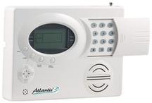 Alarme de maison Atlantic's ST-III / Découvrez une alarme de maison simple et performante à un prix abordable sur www.cfpsecurite.com / by CFP Sécurité