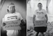 #Fitchthehomeless / Campagna Rebranding: Abercrombie & Fitch. #antiabercrombie #fitchthehomeless