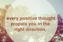 Positivity / Perfect sayings / by Pamela Michelle