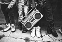 MUSIC_VISUAL BUFF / grundge!!!