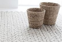 wicker in home