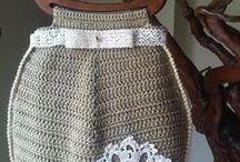 My crochet handbags