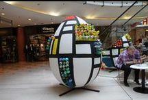 Designové Velikonoce v Myslbeku / Založte s námi tradici zábavných Velikonoc v Myslbeku.