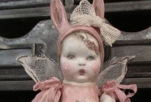 OLD DOLLS / by Delores Beachdell