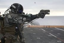 Tactical Future / Inspiration for future combat systems, near and far. / by Rob Mac